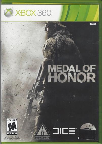 Medal Of Honor Xbox 360 Original Frete R$12
