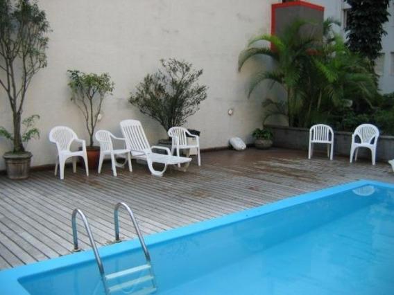 Flat Em Jardim Paulista, São Paulo/sp De 30m² 1 Quartos À Venda Por R$ 330.000,00 - Fl85621