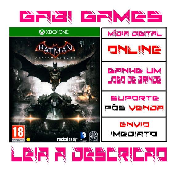 Batman: Arkham Knight - Xbox One Digital Online + Brinde