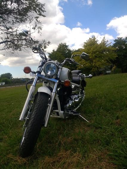 Yamaha Xvs 650 Drag Star,no Vulcan,no Shadow,no Intruder