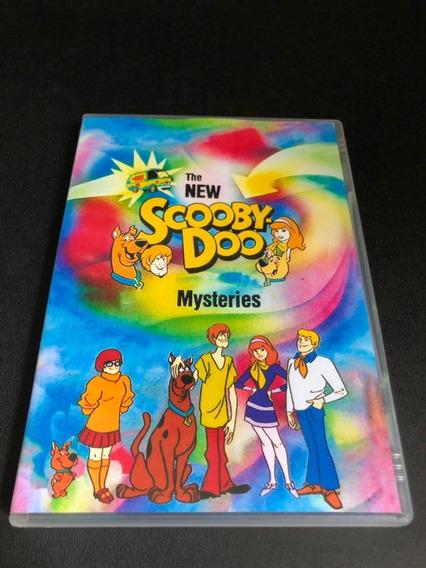Dvd Os Novos Mistérios De Scooby-doo - 20 Ep - 2 Discos