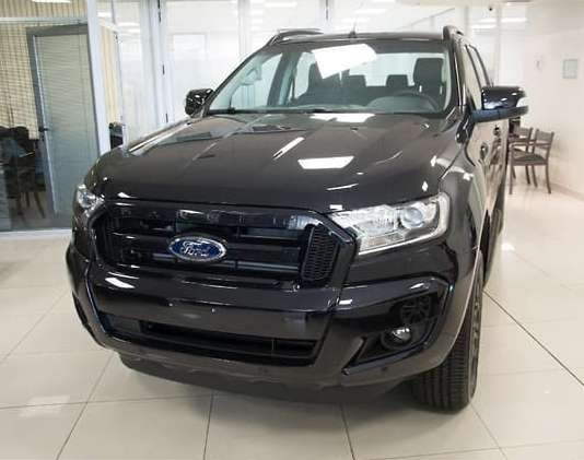 Ford Ranger Black Edition Limited 4x4 At 0 Km As1