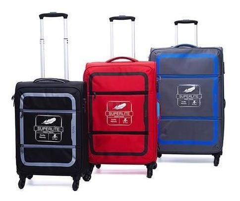 Total Bags Valija Chica Roja
