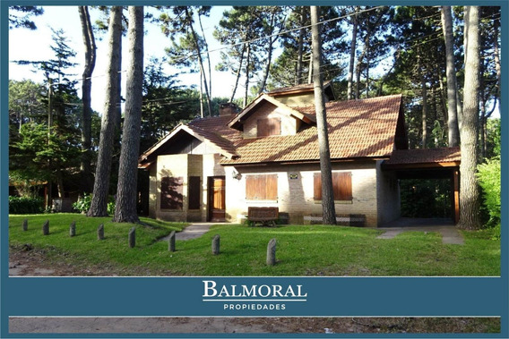 8149 - Casa En Venta - Pinamar, Zona Lasalle