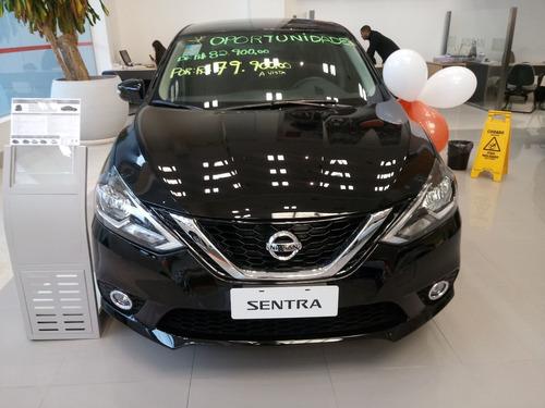 Nissan Sentra 2018 2.0 S Flex Aut. 4p