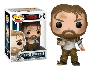Funko Pop! - Stranger Things - Hopper With Vines #641