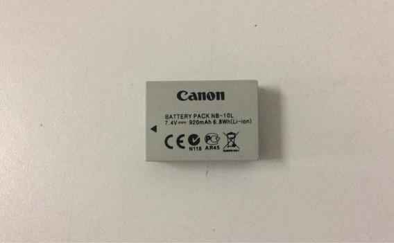 Bateria Nb 10l - Canon