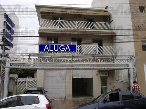 Imagem 1 de 8 de Salão Comercial Para Locação Em Centro  -  Osasco - 27781