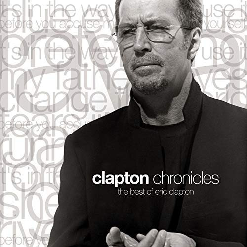 Chronicles Cd The Best Of Eric Clapton Unplugged Usa Cd Lote