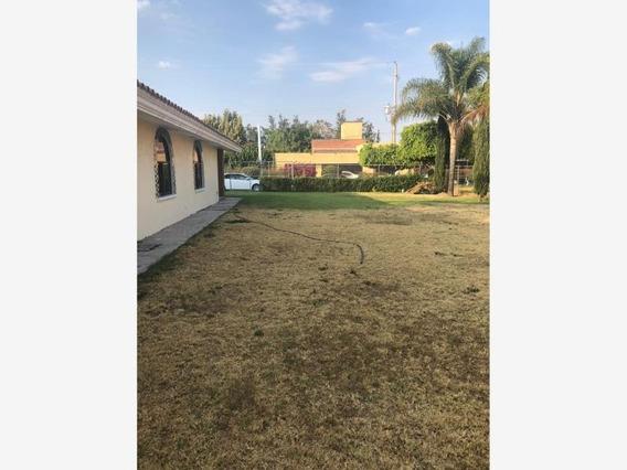 Casa Sola En Venta Atlixco, Residencial Los Solares