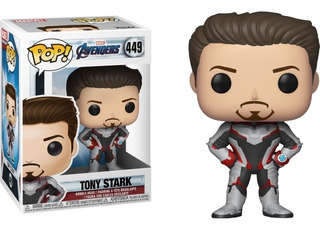 Funko Pop! Avengers Endgame: Iron Man - Tony Stark #449