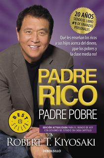 Padre Rico, Padre Pobre - 20 Años (bolsillo) - Kiyosaki