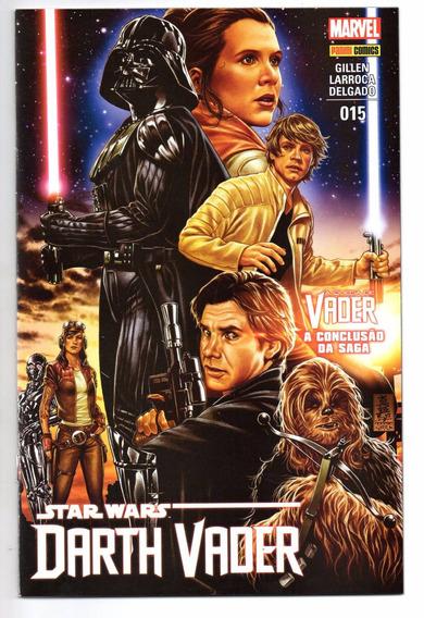 Star Wars Darth Vader 15 - Panini - Bonellihq Cx361 G18