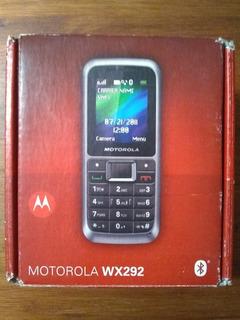 Celular Motorola Wx292.