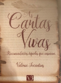 As Cartas Vivas - Valéria Tocantins