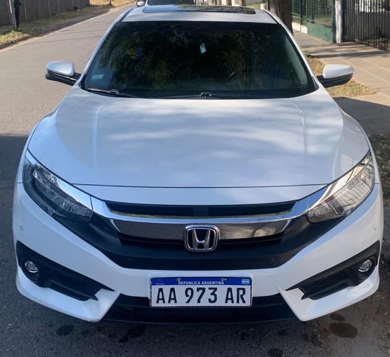 Honda Civic 2017 1.5 Turbo
