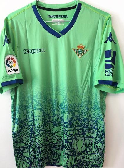 Camisa Real Bétis 2018/19 Bartra #5 Edição Limitada