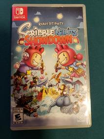 Jogo Scribblenauts Showdown Nintendo Switch