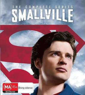 Smallville - Completa Español Latino