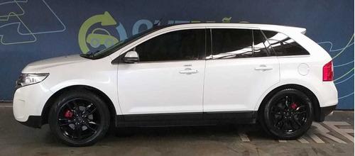 Ford - Edge Limited Awd - Motor 3.5 V6 - Ano 2013