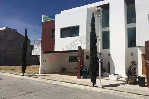 Se Renta Casa Lomas De Angelopolis Totalmente Amueblada