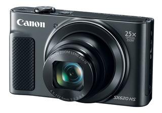 Camara Digital Canon Powershot Sx620hs 20mp, Full Hd, Wifi