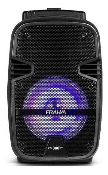 Caixa Ativa Amplificada Frahm Multiuso Cm 300 Bt - Ap0380