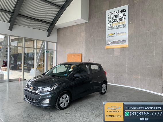 Chevrolet Spark 2019 1.2 Ltz L4 Man At