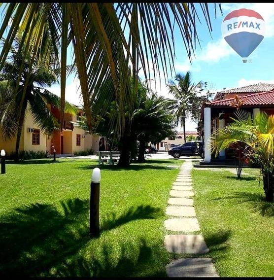 Apartamento Com 1 Dormitório À Venda, 48 M² Por R$ 190.000 - Taperapuã - Porto Seguro/ba - Ap0090