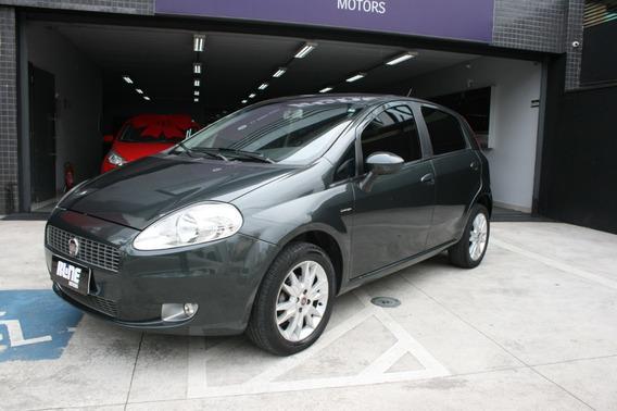 Fiat Punto 1.6 Essence 16v Flex Dualogic 2011