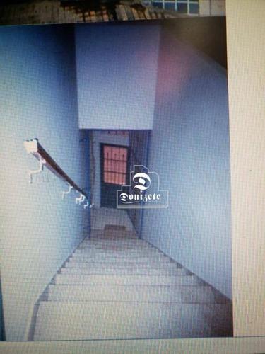 Salão Para Alugar, 72 M² Por R$ 1.400,00/mês - Centro - Santo André/sp - Sl0171