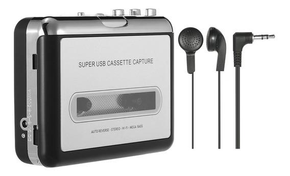 Conversor Cassete Para Mp3 Usb Ezcap