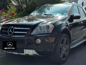 Mercedes Benz Clase Ml 63 Amg 2010 Ml63