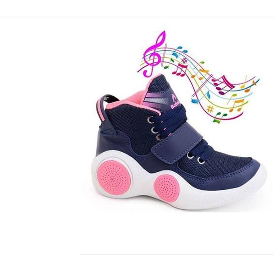 Tênis Musical Botinho S500