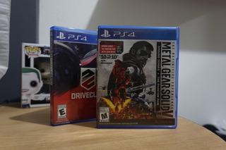 Vendo O Cambio Juegos Playstation 4 Ps4
