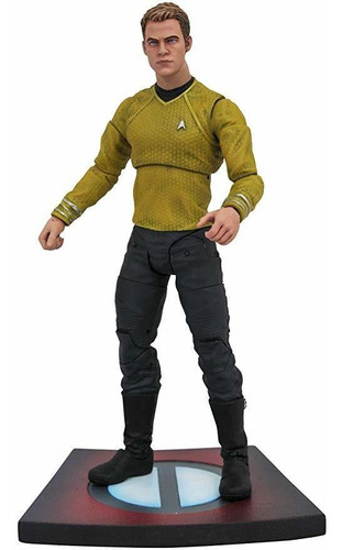 Diamond Select Toys Película De Star Trek Seleccionar: Capit