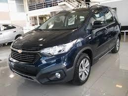 Chevrolet Spin 1.8 Activ Ltz 5as 105cv 2020!! Aa