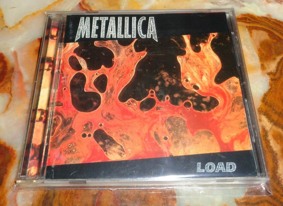 Metallica - Load - Cd Arg.