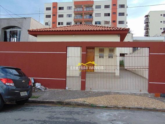 Casa Com 2 Dormitórios Para Alugar, Por R$ 2.500/mês - Vila Santa Catarina - Americana/sp - Ca2366