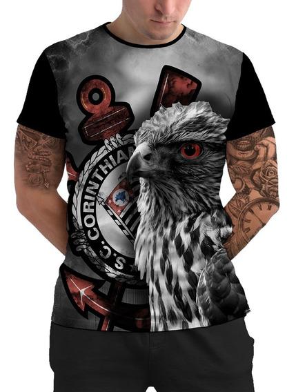 Camisa Camiseta Camisetas Gaviões Da Fiel Corinthians Top
