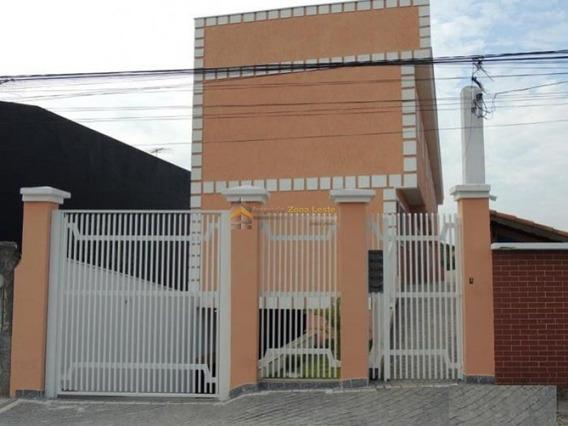 Ótimo Sobrado Em Condomínio Fechado No Bairro Vila Ré - 78