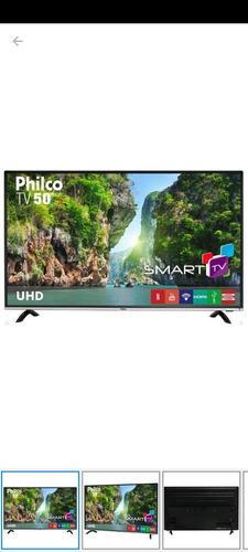 Smart Tv Philco 4k Led 50  Ptv50f60sn