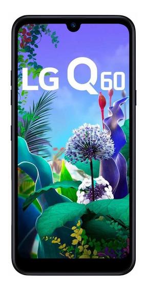 Celular Liberado Lg Q60 Negro