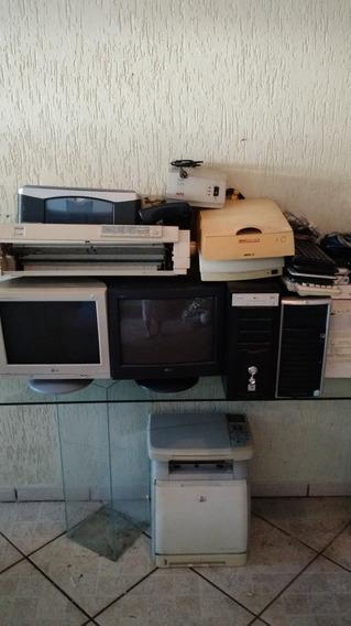 Cpus, Servidores -monitores -teclados -impressoras-scanner