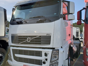Volvo Fh12 460 6x4 I-shift Bug Leve Ano 2013 / Financiamos
