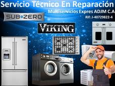Servicio Técnico Cocinas,neveras,lavadoras Viking Sub-zero