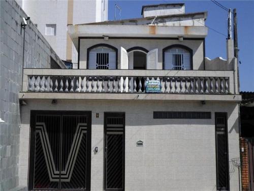 Sobrado Residencial À Venda, Vila São Paulo, Mongaguá - So0048. - So0048 - 33485524