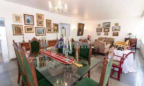 Apartamento À Venda, 4 Quartos, 1 Suíte, 2 Vagas, Ipanema - Rio De Janeiro/rj - 22684