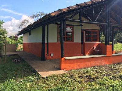 Vendo Lote Campestre Con Casa Pequeña, Quimbaya