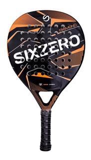 Paleta Paddle Sixzero Diamond Carbono